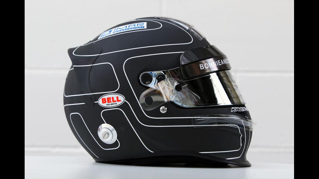 Tonio Liuzzi Helm GP Brasilien 2011