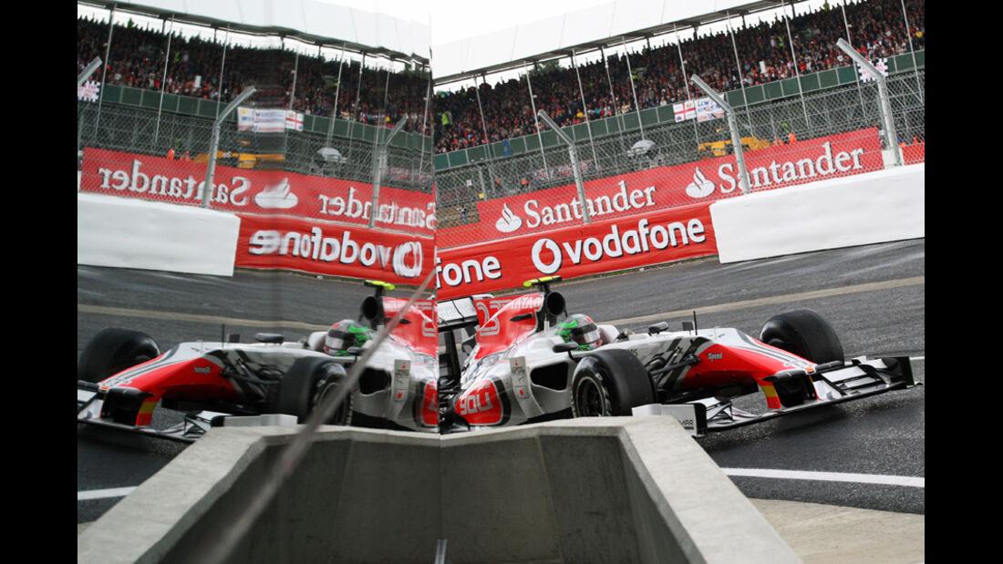 Tonio Liuzzi Hispania GP England 2011