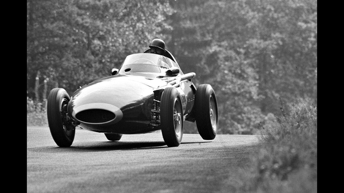 Tony Brooks - F1 GP Deutschland 1957 - Nürburgring