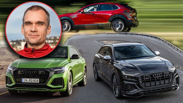 Top 3 Jahresrückblick SUV