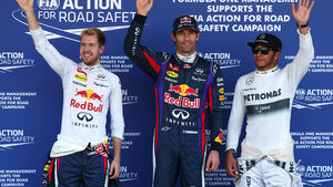Top 3 Quali - GP Japan 2013