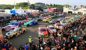 Top 30 Qualifying - 24h-Rennen Nürburgring 2018 - Nordschleife