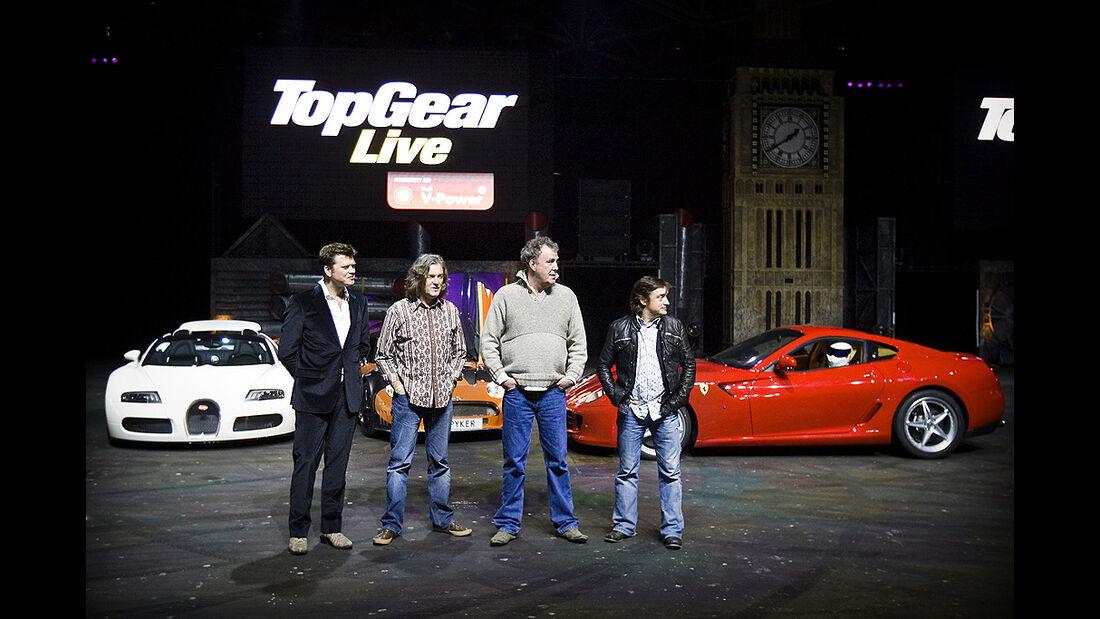 Top Gear, Jeremy Clarkson, James May, Richard Hammond
