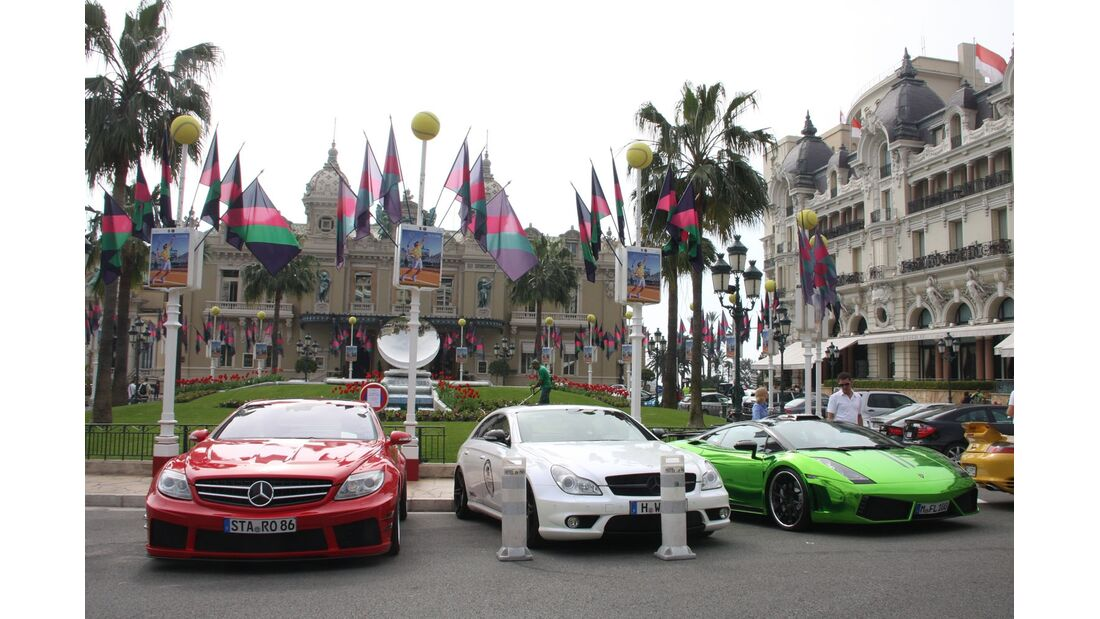 Top Marques of Monaco 2013