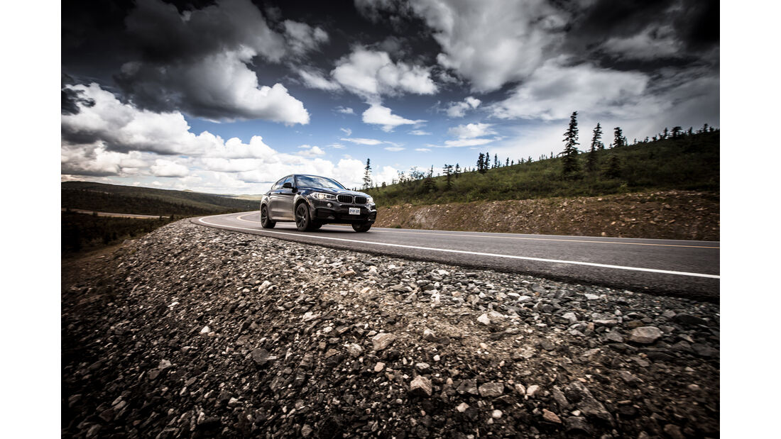 Top of the World Highway, BMW X6