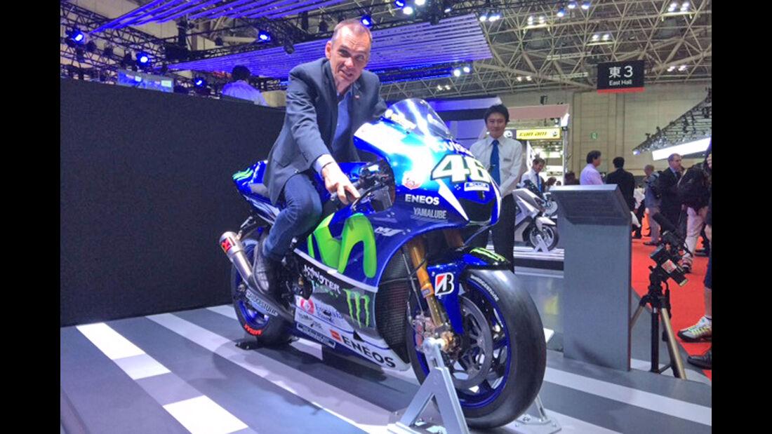 Tops Jörn Thomas Tokio Motor Show 2015