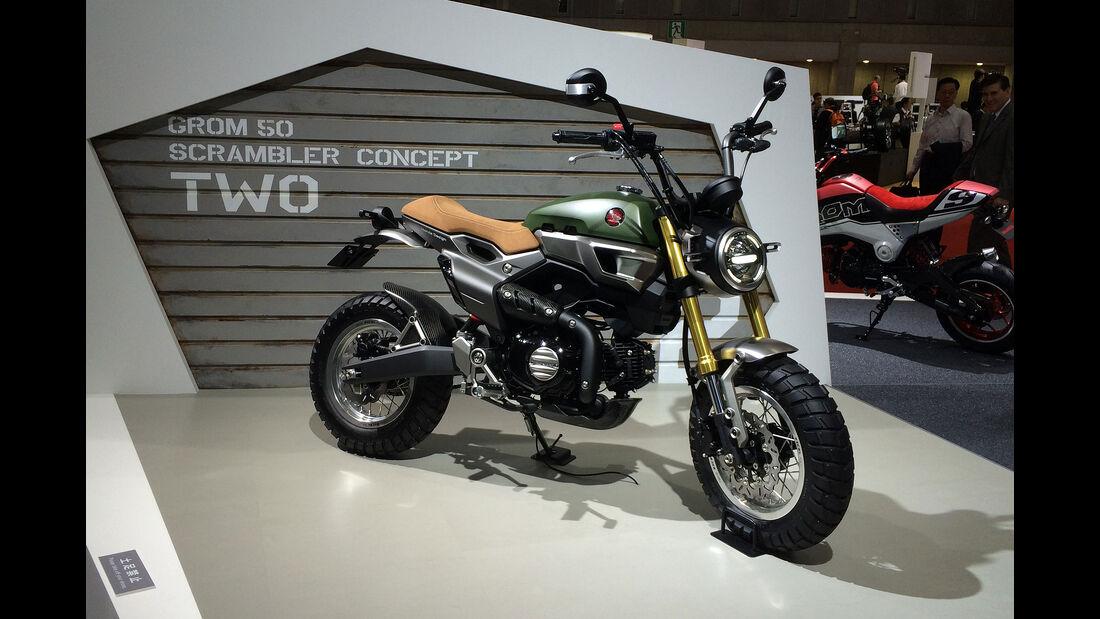 Tops Luca Leicht Tokio Motor Show 2015