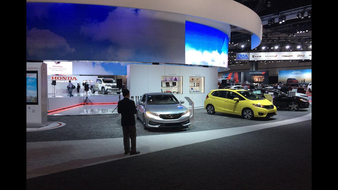 Tops und Flops Los Angeles Auto Show 2016