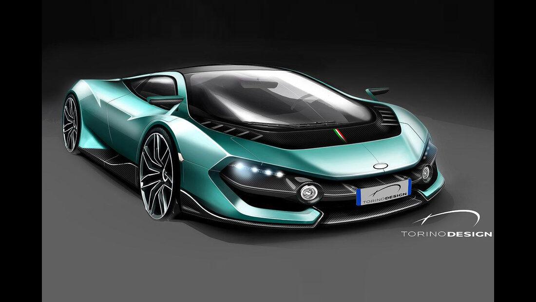 Torino Design ATS Wild Twelve concept
