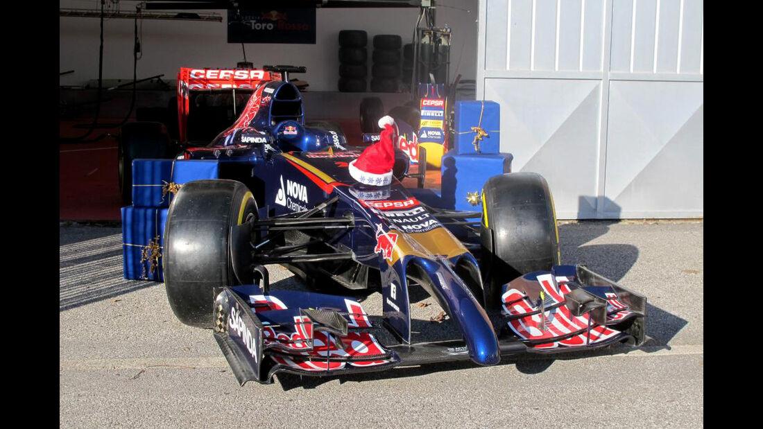 Toro Rosso - 2014