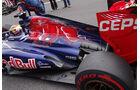 Toro Rosso - Auspuff - Formel 1 2013