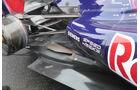 Toro Rosso Auspuff GP Kanada 2011