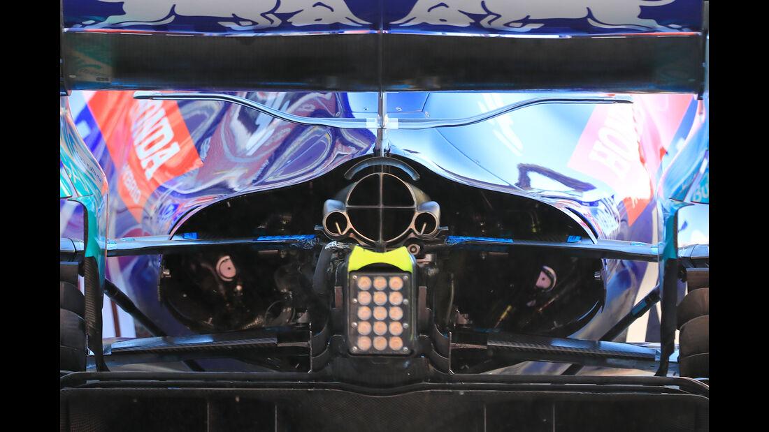 Toro Rosso - Barcelona - F1-Test - 2018