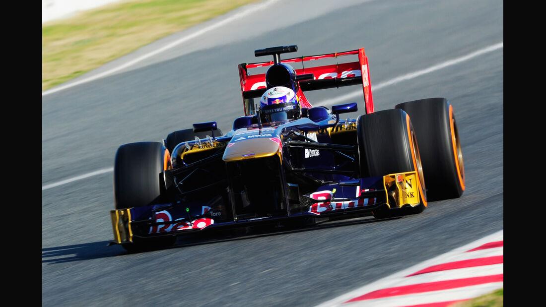 Toro Rosso DRS 2013