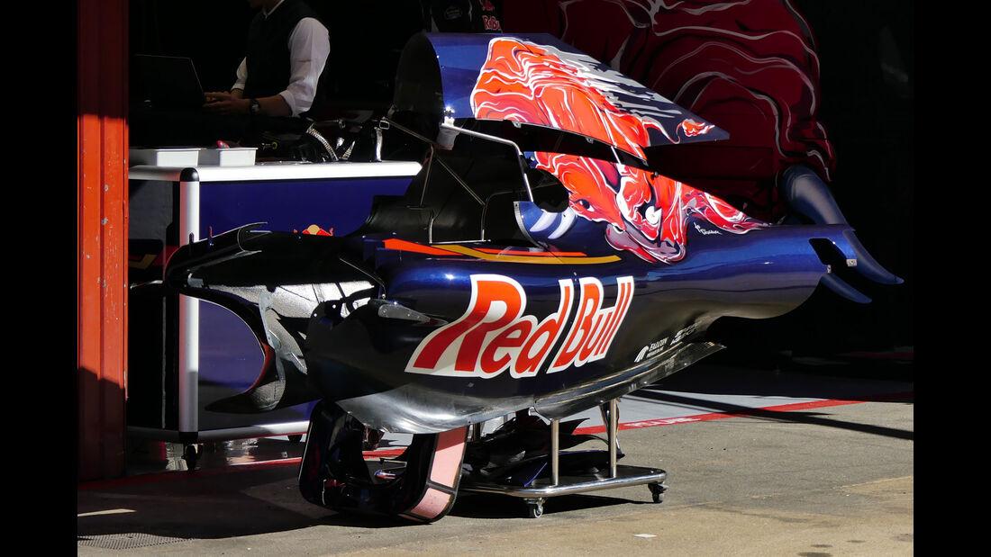 Toro Rosso - F1 - GP Spanien - Barcelona - Donnerstag - 12.5.2016