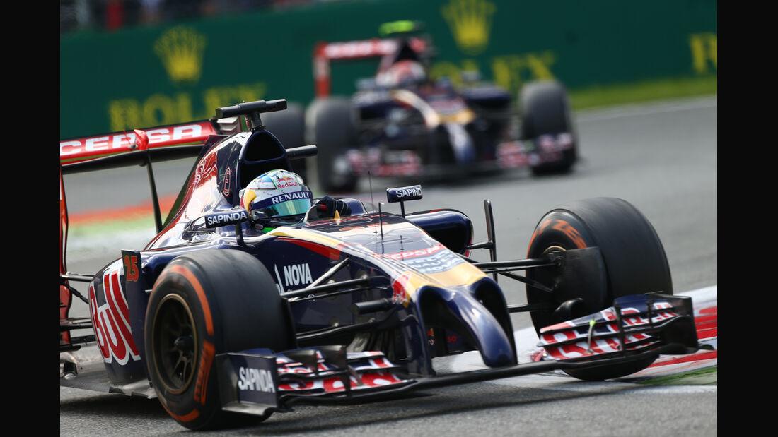 Toro Rosso - Formcheck - GP Italien 2014