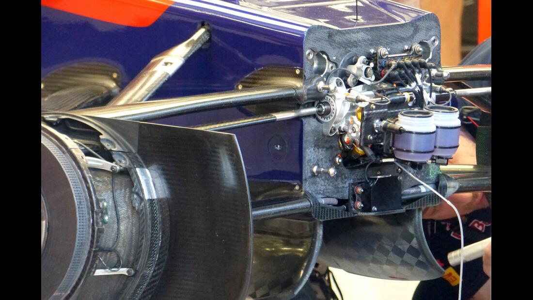 Toro Rosso - Formel 1 - Bahrain - Test - 2. März 2014