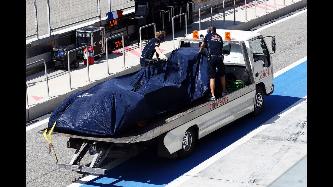 Toro Rosso - Formel 1 - Bahrain - Test - 29. Februar 2014
