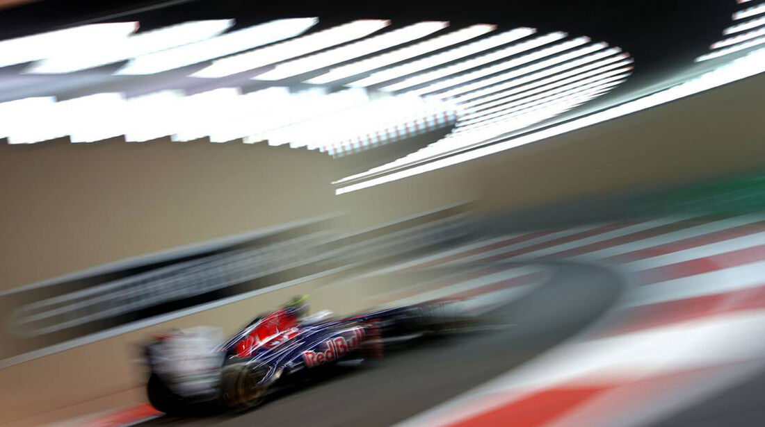 Toro Rosso  - Formel 1 - GP Abu Dhabi - 01. November 2013