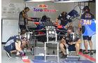 Toro Rosso - Formel 1 - GP Aserbaidschan 2017 - Baku - Donnerstag - 22.6.2017