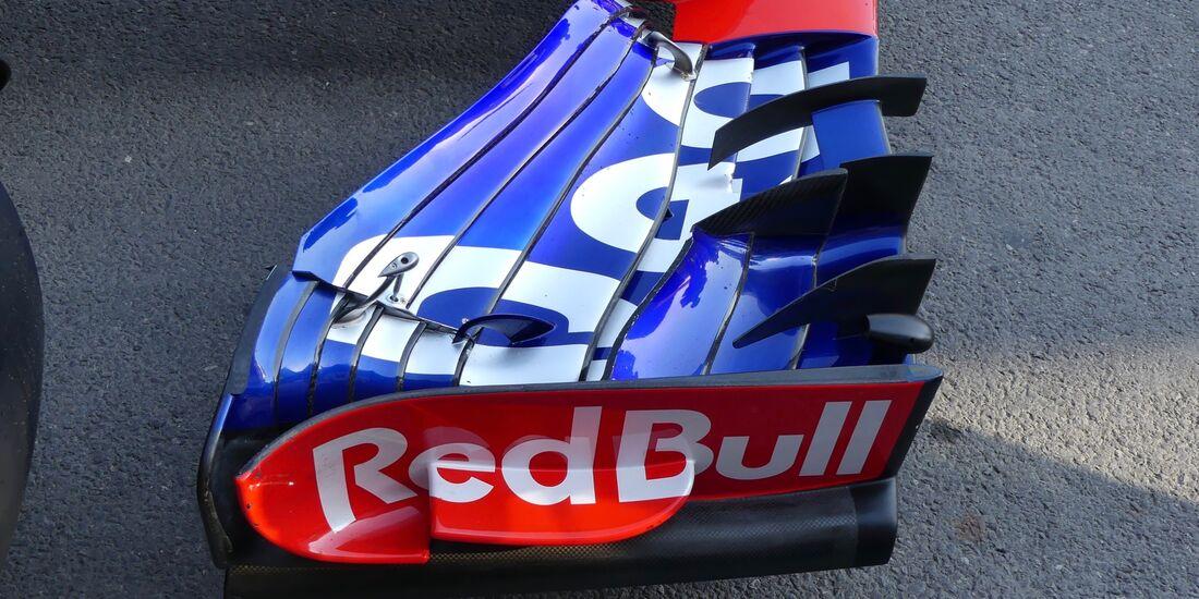 Toro Rosso - Formel 1 - GP Aserbaidschan - 26. April 2020