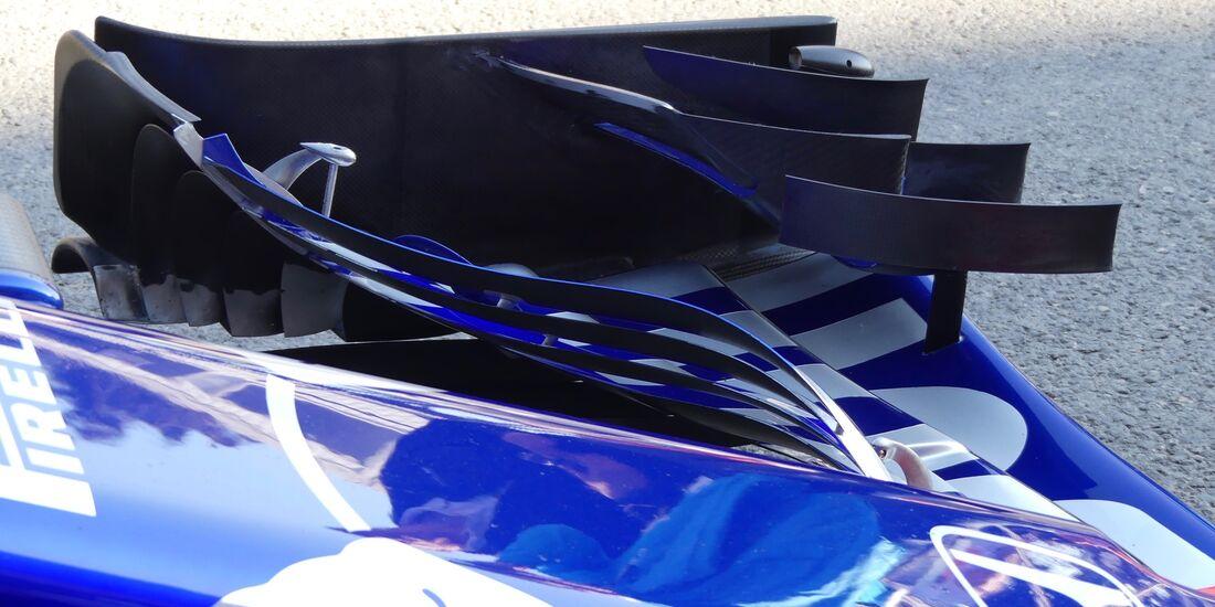 Toro Rosso - Formel 1 - GP Aserbaidschan - 26. April 2022
