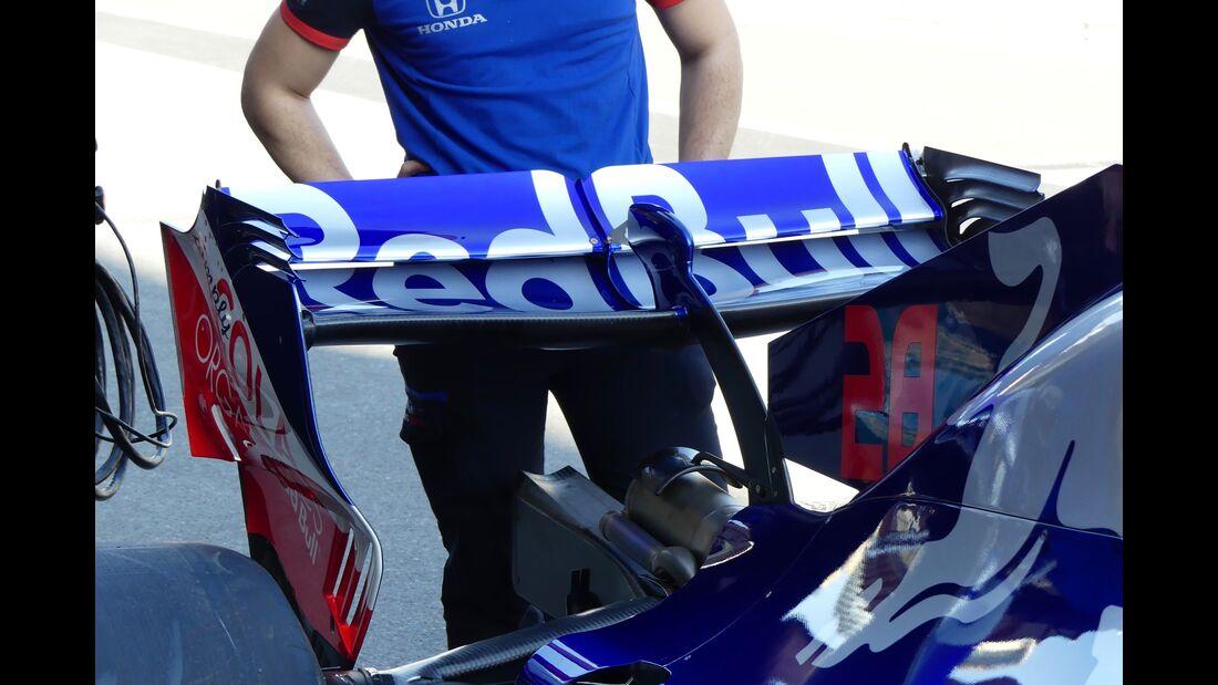 Toro Rosso - Formel 1 - GP Aserbaidschan - 26. April 2023