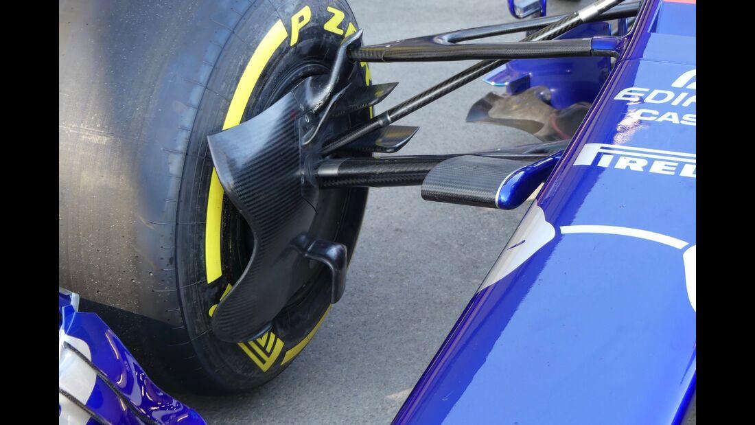 Toro Rosso - Formel 1 - GP Aserbaidschan - 26. April 2025