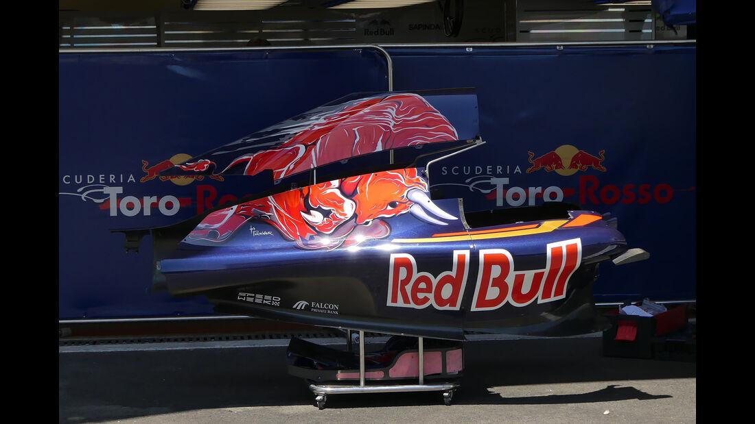 Toro Rosso - Formel 1 - GP Aserbaidschan - Baku - 15. Juni 2016
