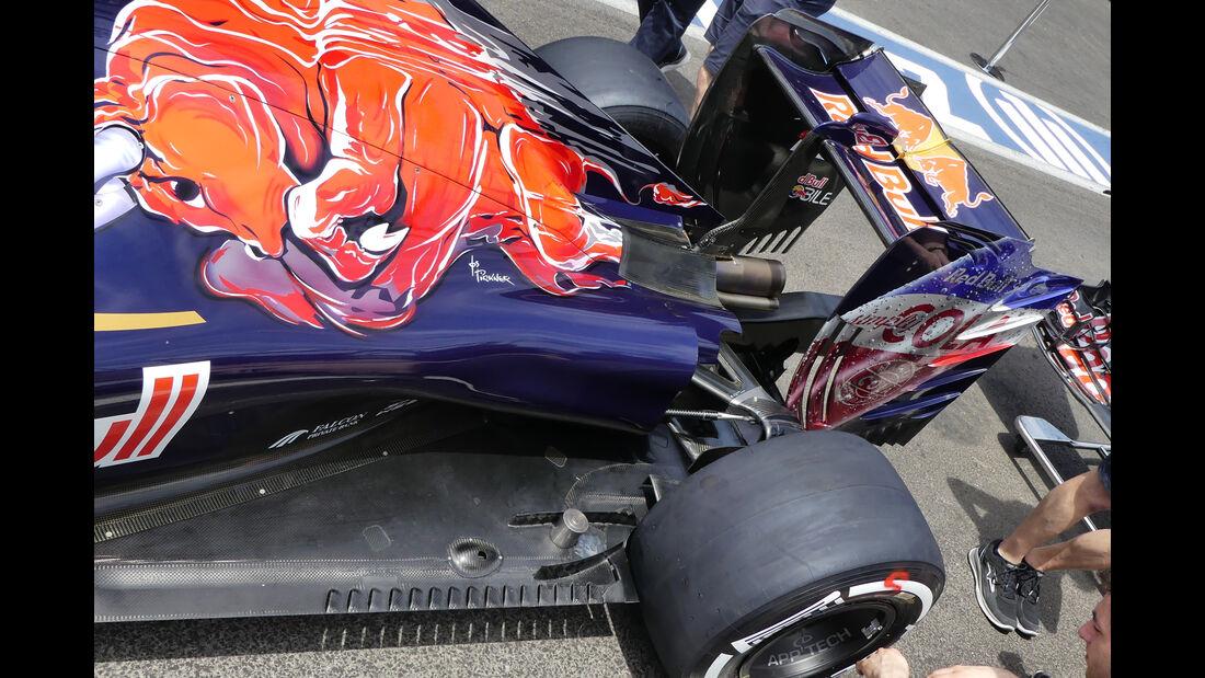 Toro Rosso - Formel 1 - GP Aserbaidschan - Baku - 16. Juni 2016