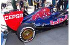 Toro Rosso - Formel 1 - GP Australien - 14. März 2013