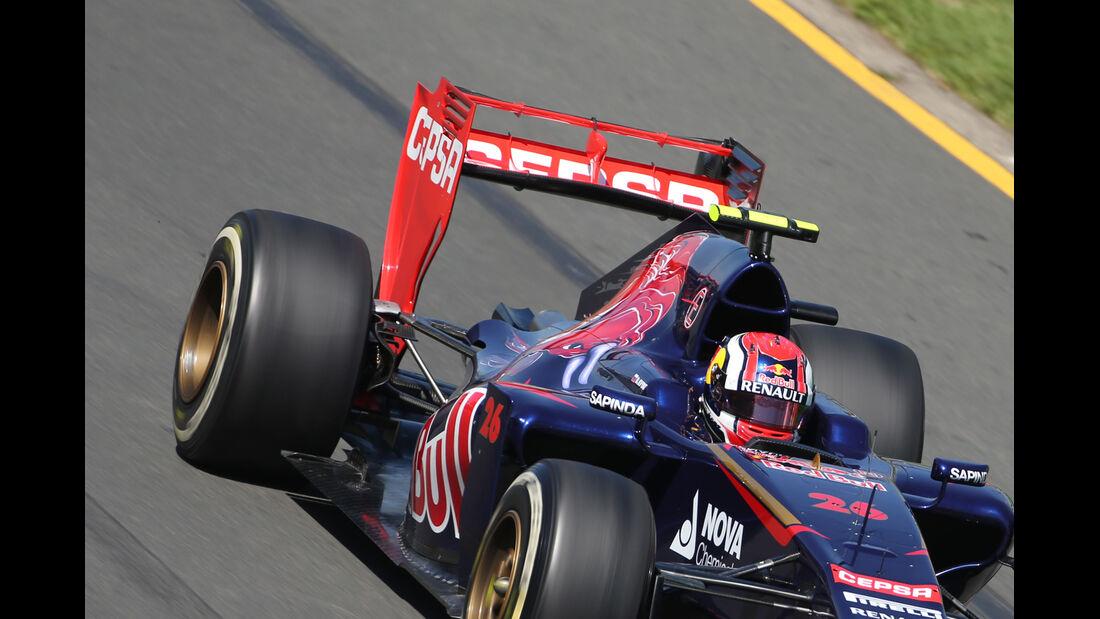 Toro Rosso - Formel 1 - GP Australien 2014 - Technik