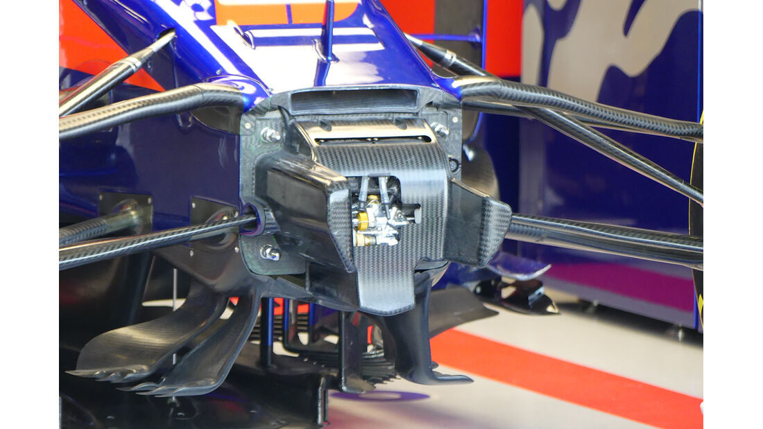 Toro Rosso - Formel 1 - GP Australien 2019