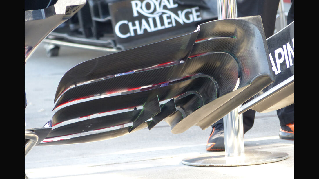 Toro Rosso - Formel 1 - GP Australien - Melbourne - 14. März 2015
