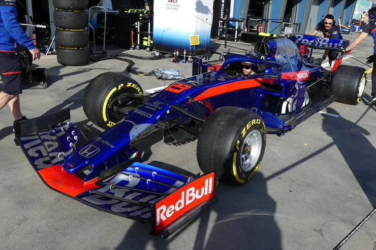 Toro-Rosso-Formel-1-GP-Australien-Melbou