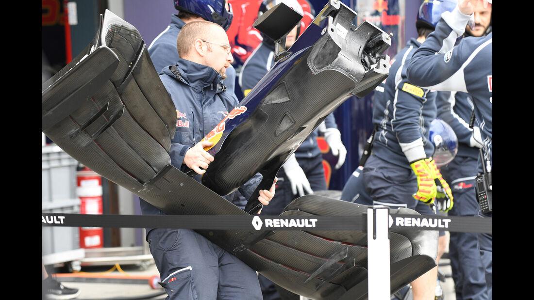 Toro Rosso - Formel 1 - GP Australien - Melbourne - 19. März 2016