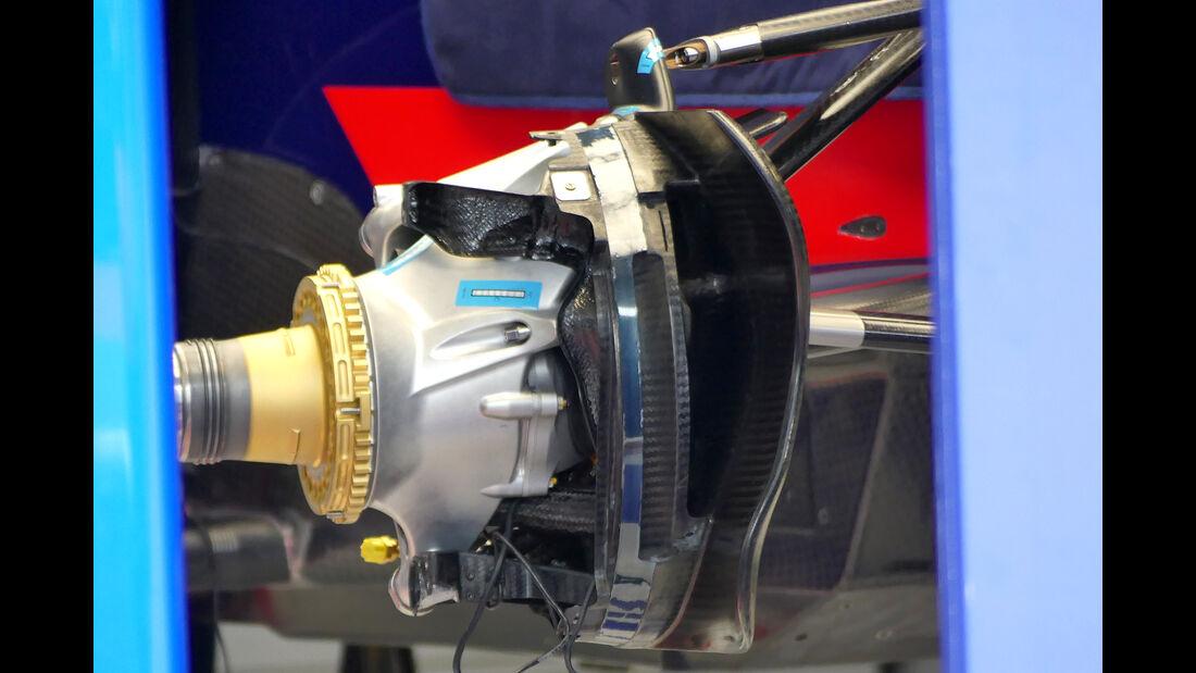 Toro Rosso - Formel 1 - GP Australien - Melbourne - 22. März 2017