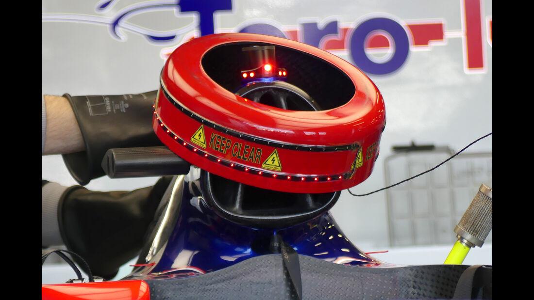 Toro Rosso - Formel 1 - GP Australien - Melbourne - 23. März 2017