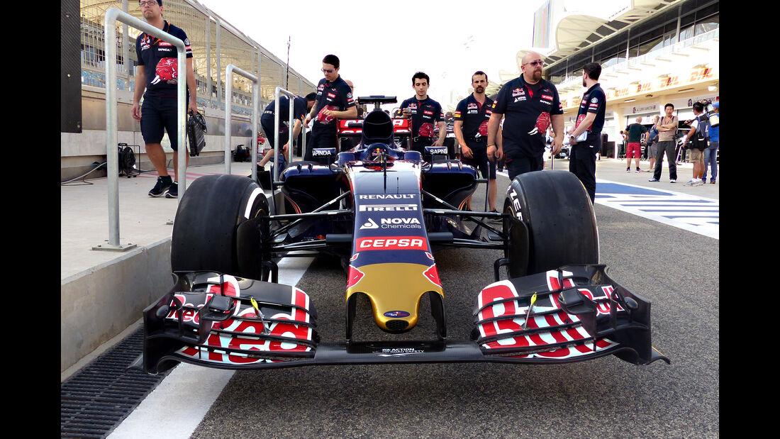 Toro Rosso - Formel 1 - GP Bahrain - 16. April 2015