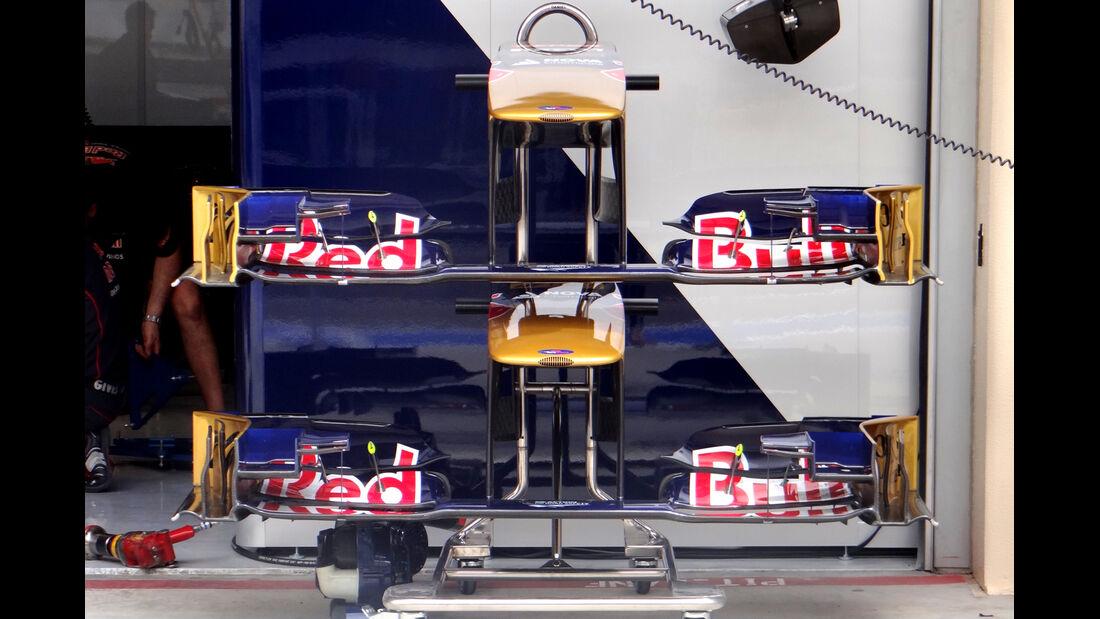 Toro Rosso - Formel 1 - GP Bahrain - 19. April 2013