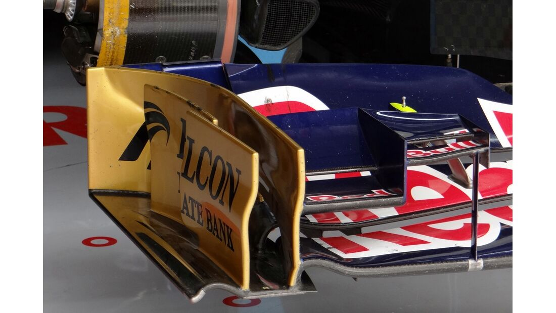 Toro Rosso - Formel 1 - GP Bahrain - 20. April 2012