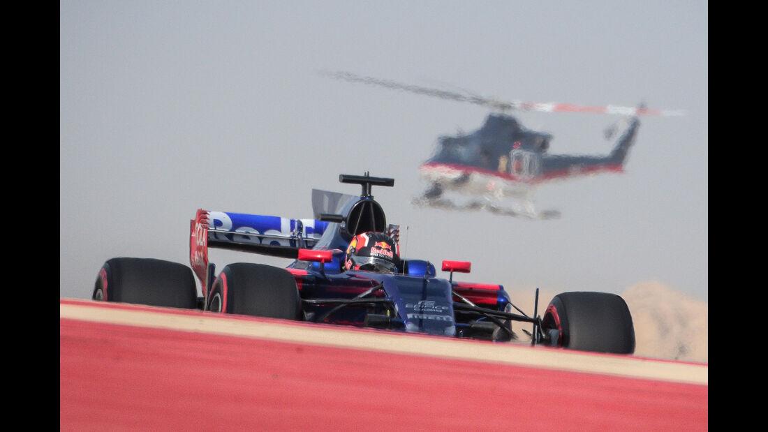 Toro Rosso - Formel 1 - GP Bahrain 2017