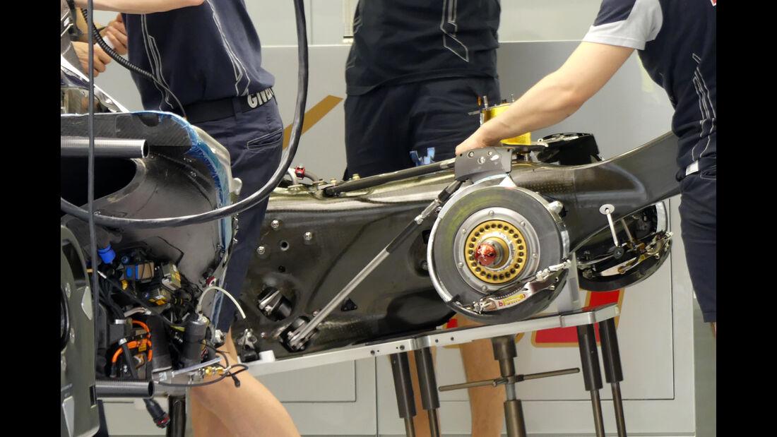 Toro Rosso - Formel 1 - GP Bahrain - 31. März 2016