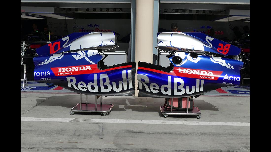 Toro Rosso - Formel 1 - GP Bahrain - 5. April 2018
