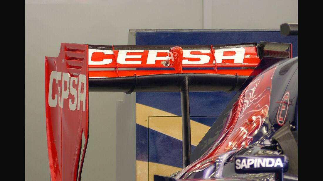 Toro Rosso - Formel 1 - GP Bahrain - Sakhir - 4. April 2014