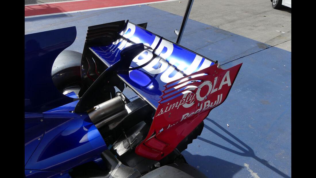 Toro Rosso - Formel 1 - GP Bahrain - Sakhir - Donnerstag - 13.4.2017