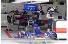 Toro Rosso - Formel 1 - GP Bahrain - Sakhir - Training - Freitag - 14.4.2017