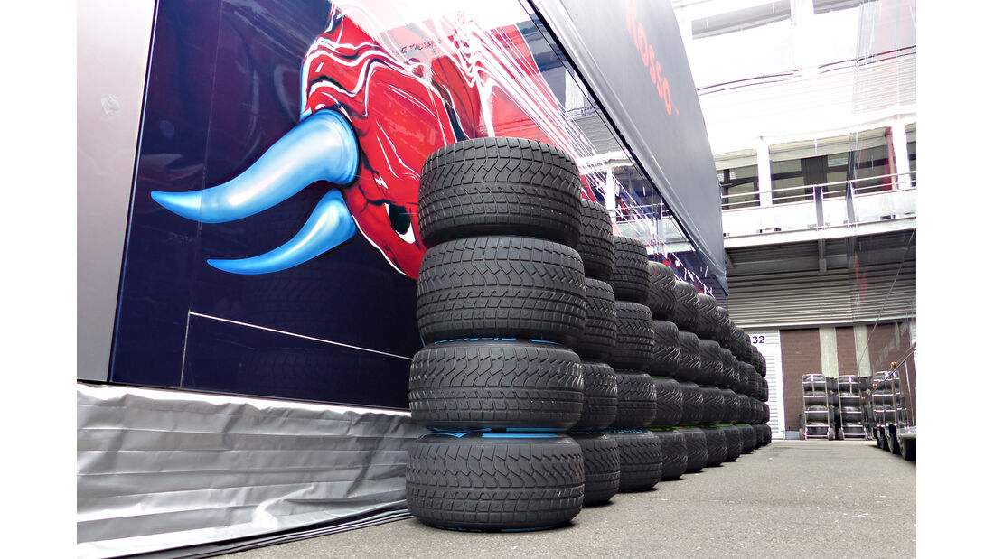 Toro Rosso - Formel 1 - GP Belgien - Spa-Francorchamps - 19. August 2015