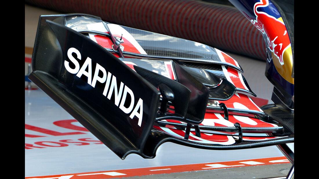 Toro Rosso - Formel 1 - GP Belgien - Spa-Francorchamps - 20. August 2015