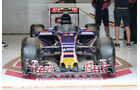 Toro Rosso - Formel 1 - GP Belgien - Spa-Francorchamps - 20. August 2015